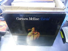 Carmen McRae Livin' vinyl LP Sealed 51 West Records How Could I Settle For Less