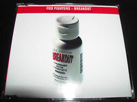 Foo Fighters Breakout Rare Aust CD Single with Exclusive 2 live In Australia Tra