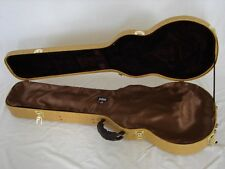 BRONZE AxeShield HD Satin Protection Shroud ATTACHES To Gibson/Epi Les Paul Case