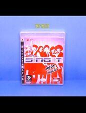 Disney SING IT : High School Musical 3 (nos années lycée) - Jeu PS3 (Fr.) Neuf -