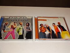 CDL RAZE: Lot of 2 Albums POWER/The PLAN (1999/2000 Forefront) Religious