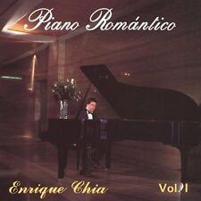 ENRIQUE CHIA (PIANO/COMPOSER) - PIANO ROMANTICO, VOL. 1 NEW CD