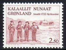 Greenland 1983 Christianity, Herrnhut Moravians 250th Anniv. UNM / MNH