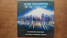 Close Encounters of the Third Kind  Stereo LP (1978)