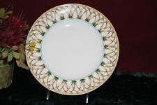 Lenox British Colonial Bamboo Accent Plate NEW USA 1stQ