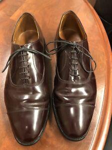 Allen Edmonds Park Avenue-10.5 eee. Really Great Looking Shoes!