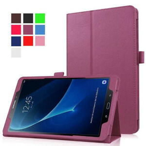 Tablet Case For Samsung Galaxy Tab A A7 S5e S6 Lite S7 Plus Leather Cover Stand