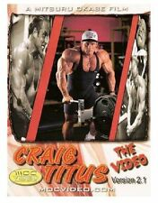 CRAIG TITUS THE VIDEO 2.1/IFBB/NPC - 1996 USA'S ROAD TO PRO CONVICTED MURDERER
