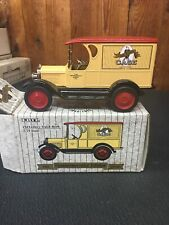 ERTL 1923 Chevy Truck Bank NOS