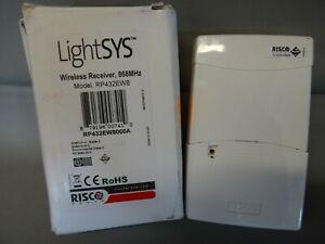 MODULE EXTENSION SANS FIL 32 ZONES RISCO RP432W8 LIGHTSYS 2