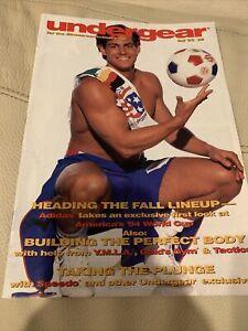 Undergear Catalog - Fall 1993 Perfect Condition.. Hot Men