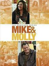 Mike and Molly The Complete Series collection Seasons 1-6 (DVD, 2016)