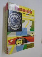 J-C MAROSELLI - L'AUTOMOBILE - SES GRANDS PROBLEMES - 1958 Larousse