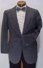 After Six Medium Gray Grey Vintage Mens Tuxedo Jacket or 3Pc Tux Prom Wedding