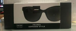 Bose Frames Soprano Style Audio Bluetooth Sunglasses (Black)