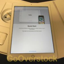 Apple iPad 5th Gen. 128GB, Wi-Fi + Cellular (Verizon), 9.7in - Silver - MINT