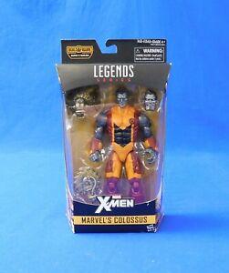 "Colossus 6"" Figure X-Men Marvel Legends Warlock BAF Series 2016 Hasbro Sealed"