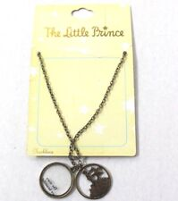 The Little Prince Le Petit Prince Glass Star Charm Necklace