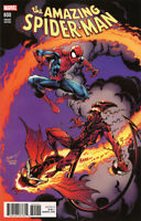 Amazing Spider-Man #800 Mark Bagley Variant (2018) Marvel Comics