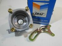 Base Water Pump Graf Compatible With Fiat Tempra Tipo Uno