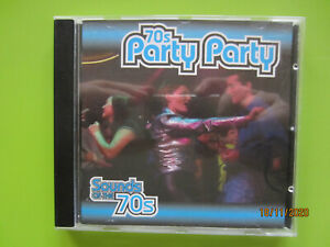 CD - Sounds Of The 70s - Party Party - Time Life TL  SNP/7/01 -TOP- The Whispers