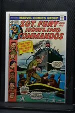 Sgt Fury and His Howling Commandos #128 Marvel Comic 1975 Stan Lee Ayers 8.5