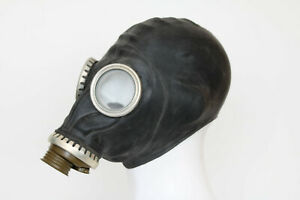 Gas Mask GP-5 only BLACK Soviet Russian NEW Vintage USSR