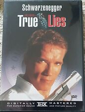 TRUE LIES DVD SCHWARZENEGGER UNCUT THX REGION 1