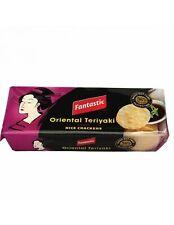 Fantastic Rice Crackers Teriyaki 100g