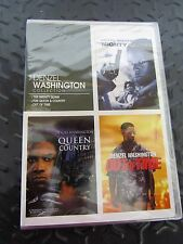 The Denzel Washington Collection For queen & country, out of time, mighty quinn