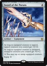 SWORD OF THE PARUNS Commander Anthology MTG Artifact — Equipment Rare
