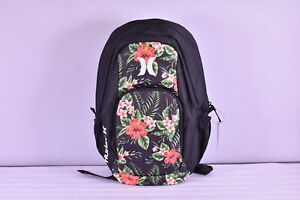 Hurley One and Only Backpack, Hibiscus / Plumeria Floral