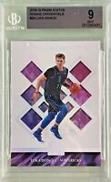 Luka Doncic 2018-19 Panini Status Rookie Credentials BGS 9 Mint