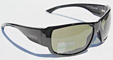 SMITH OPTICS Dockside POLARIZED Sunglasses Black/Gray Green ChromaPop NEW $219