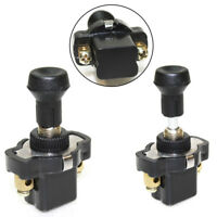 Universel On Off Pression Traction Bouton Interrupteur 12V 24V Voiture Van