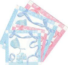 Serviettes en papier Naissance Bébé Paper Napkins Baby Shower