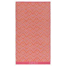 ESPRIT Jacquard Strandlaken Zora Pink Rosa Strandtuch Badetuch Liegetuch 100x180