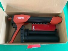 Hilti Hdm 500 Manual Anchor Adhesive Epoxy Dispenser Hdm500 With Black Cartridge