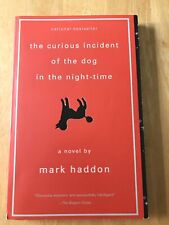 The Curious Incident of the Dog in the Night-Time by Mark Haddon (2004 Pb) Good