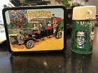 RARE 1965 The Munsters Vintage Lunchbox With Thermos Kayro-Vue Vintage