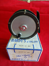 """A VERY GOOD BOXED HARDY 3 1/4"""" THE """"GEM"""" TROUT FLY REEL"""