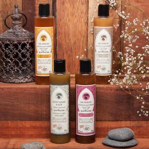 Aleppo Soap Shower Gels - 250ml - with Olive & Laurel Oil - Savon de Marseille