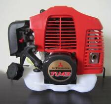 2-stroke TU43 Petrol Engine Lawn Mower Engine Lawn Mower 43cc Brush Cutter Gas