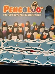 Pengoloo Replacement Parts Pieces Board Game Excellent Condition Iceberg Score