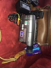 Sony CCD-TRV22 Handycam Vision Camcorder Video 8