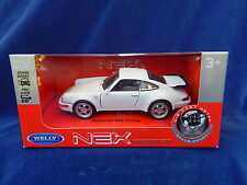 WELLY - NEX MODELS - PORSCHE 964 TURBO - 1/38