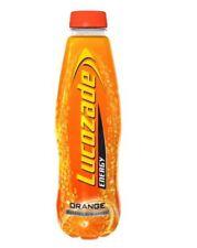 Lucozade Orange Energy Drink - 24X380ML