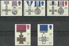Timbres Médailles Grande Bretagne 1484/8 ** lot 9721