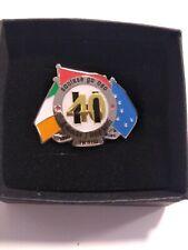 Irish Republican Hunger Strikers 40th Badge