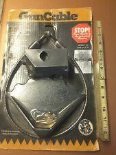 Gunbar corner rifle pistol gun cable lock